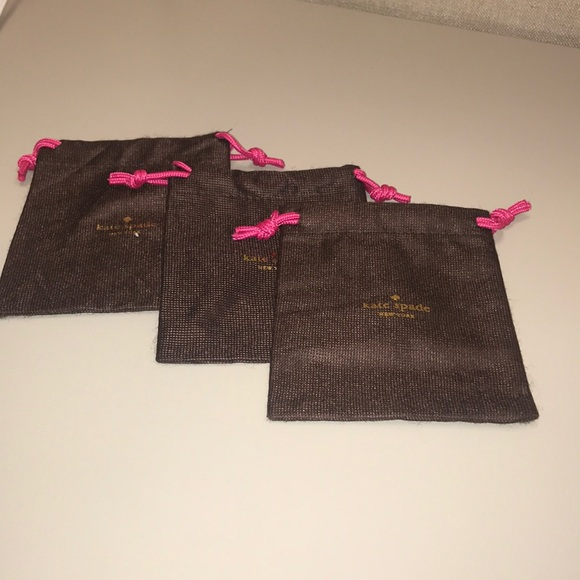 NWOT 3- Kate Spade Accessory bags
